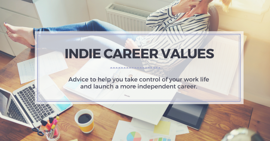 Indie Career Value: Enjoy the Process