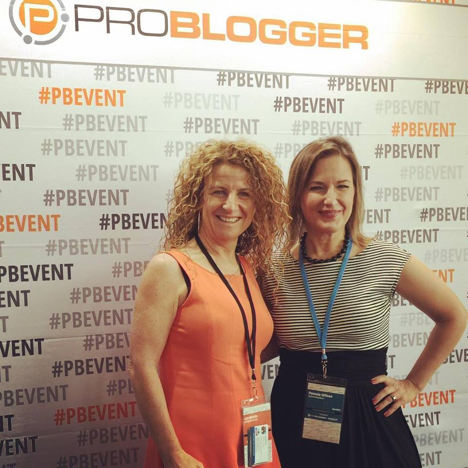 Pamela Wilson at Problogger