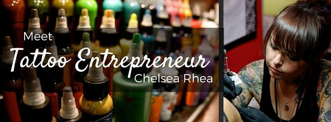 Chelsea Rhea