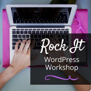 Make your own website workshop