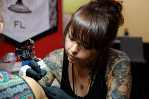 How a Lifetime Artist Found Her Path to Entrepreneurship Through Tattoos