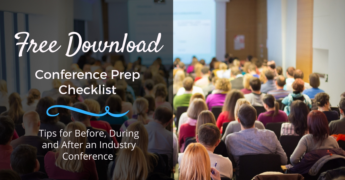 Conference Prep