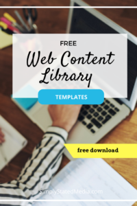 Website Content Library
