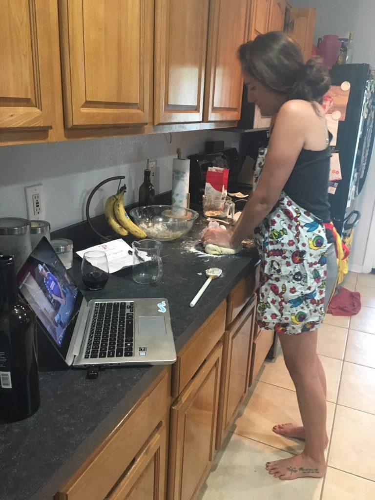 Raubi Cooking